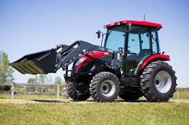 t454 hst 45 horsepower compact tractor tym tractors