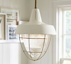 Retro Kitchen Light Fixtures by Vintage Kitchen Pendant Pottery Barn