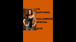 tg captions halloween special 2016 youtube