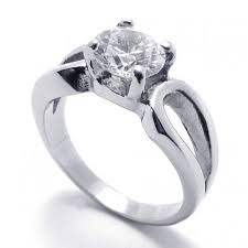 titanium engagement rings women s diamond titanium ring 20586 titanium jewelry shop