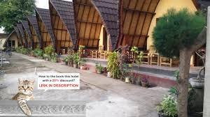 gili cemara bungalows gili air indonesia best prices youtube