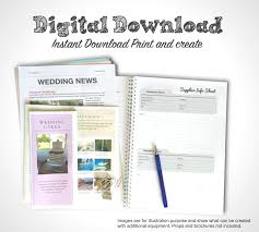 wedding planning book printable pink wedding planner pdf wedding planning book