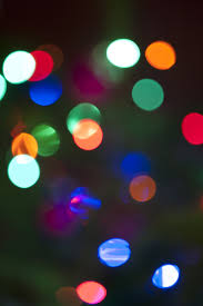 image of colorful diffused lights for wallpaper backgrounds