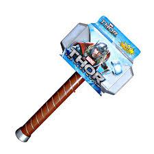 jual mainan anak palu battle hammer thor light nyala lu suara