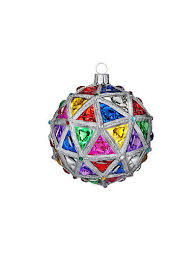 waterford times square 2014 replica ornament new 4 times