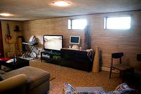 Covering Concrete Walls In Basement by Wonderful Basement Wall Treatment Ideas Covering Ideas Best 25