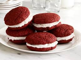 red velvet whoopie pies recipe food network kitchen food network
