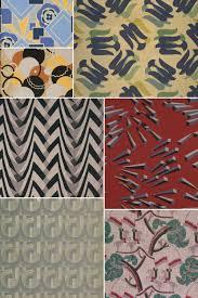 Photo Art Deco History Of Surface Design Art Deco Pattern Observer