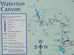 Platte River Map Hiking In Colorado U0027s Waterton Canyon Jason U0027s Travels