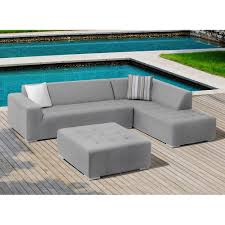 Sectional Patio Furniture Sets - waterproof outdoor lounge furniture patio furniture the home