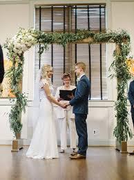 indoor wedding arch stunning indoor wedding arch ideas to accent weddings unique way