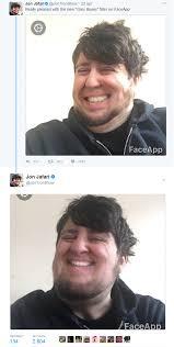 Meme Face App - jesus christ faceapp know your meme