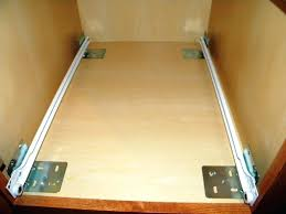 Ikea Pull Out Drawers Shelf Or Base Mounting Is The Easiest Method Of Installing Slide