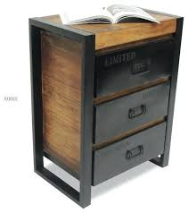 caisson tiroir bureau caisson mtal 3 tiroirs hauteur bureau profondeur 80cm delex mobilier