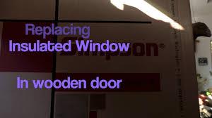 replacement glass for patio door replacing glass of patio door quick tip youtube