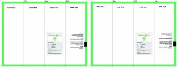 gate fold brochure template brochure template jpeg printing services