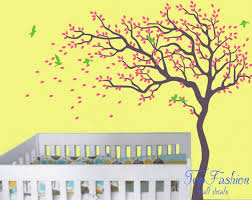 Nursery Room Tree Wall Decals Amazing Nursery Wall Ideas Contemporary The Wall