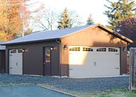 building a 2 car garage affordable 2 car garage customized for you see prices