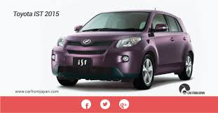 toyota japan 7 reasons why tanzanians prefer the toyota ist car from japan