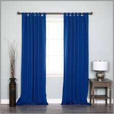 Navy Tab Top Curtains Sheer Navy Curtains Eulanguages Net