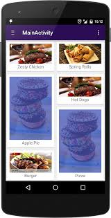grid layout for android staggered grid layout in android techmeister