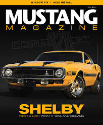 mustang magazine issue 23 by mustang magazine issuu