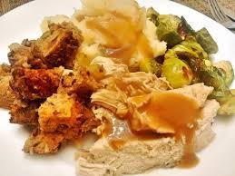 thanksgiving dinner turkey breast sets and recipes october 2014