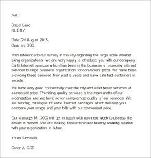 business letter introducing a new product the letter
