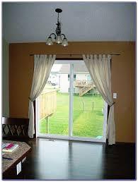 Curtains For Sliding Doors Ideas Sliding Patio Door White Double Bolt Sliding Door The Home Depot