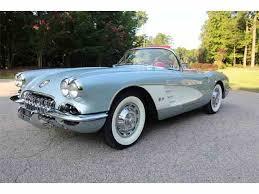 1960 chevrolet corvette 1957 to 1967 chevrolet corvette for sale on classiccars com 693