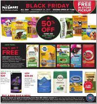 petsmart black friday 2017 ad scan