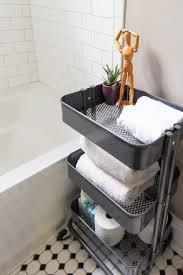 Raskog Cart Ideas Best 25 Bathroom Cart Ideas Only On Pinterest Bathtub Redo