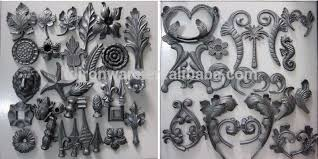 ornamental wrought iron grape leaf cast iron leaves buy wrought