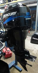 used 2000 mercury 90elpto 90hp 2 stroke saltwater outboard boat