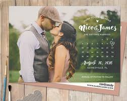 cheap save the date postcards wedding save the dates etsy