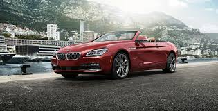 bmw 6 series convertible model overview bmw north america