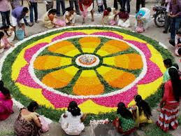 how is the festival of onam celebrated in kerala boldsky