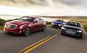 audi a4 vs lexus is350 2015 audi s5 vs cadillac ats coupe 3 6 lexus rc350 f sport