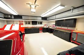 modern elegant garage interior design with organizers ideas on the