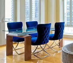 Sunpan Dining Chairs Rivoli Dining Chair Sunpan Luxe Home Philadelphia