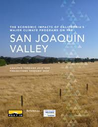 the economic impacts of california u0027s major climate programs on the