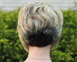 how to grow out short stacked hair short inverted bob like the back view perfect for shaping up a