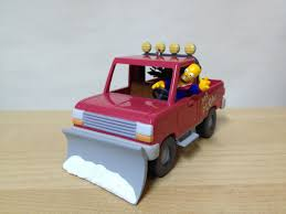 hallmark mr plow the simpsons 20 th anniversary sound ornament car
