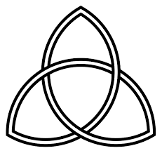 borromean ring math trefoils borromean rings and athanasius