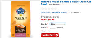 printable nature s recipe dog food coupons printable coupons for natures recipe cat food save 5 living rich