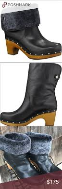 rugged ugg boots original ugg ugg leather studded convertible boots brand without box
