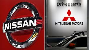 mitsubishi emblem nissan and mitsubishi to tighten southeast asia alliance
