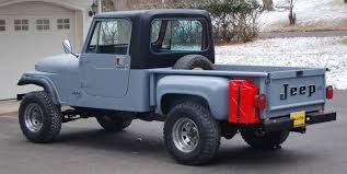 jeep truck conversion cj jeep to truck conversion
