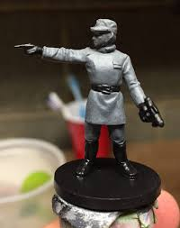 Vallejo Game Color Wash - imperial officer the gilded mini
