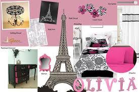 Themed Bedrooms For Girls Teen Bedroom Paris Decor U0026 Paris Themed Bedroom A Space